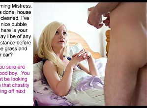 Chastity makes things so much better