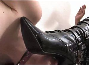 Foot worship humiliation