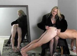 Erotic spanking mistress aleana