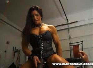 Angela Salvagno Strapon Femdom